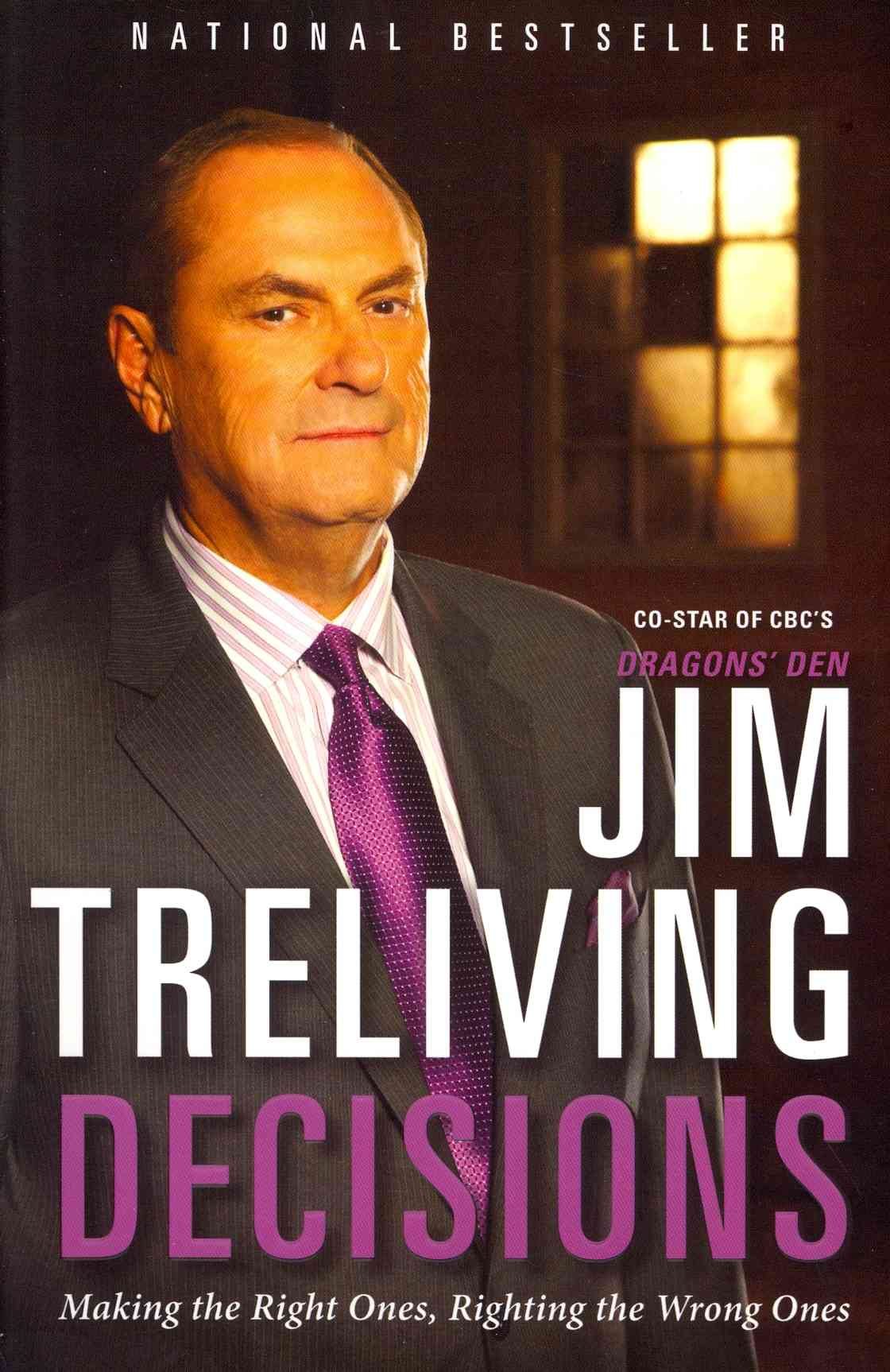 Decisions By Treliving, Jim